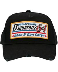 DSquared² - Cappellino patch logo - Lyst