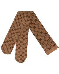 Gucci - 'GG Interlocking' Tights - Lyst