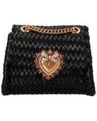 Dolce & Gabbana Tracolla 'Devotion' - Nero