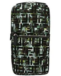 Fendi 'belt Bag' Backpack - Black