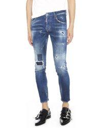 DSquared² - 'skater Jean' Jeans - Lyst