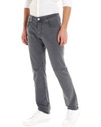 Jacob Cohen 5 Pockets Pants - Gray