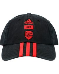 adidas Originals Cappellino Adidas Statment x Arsenal Football Club x 424 - Nero