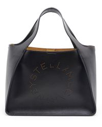 Stella McCartney - Logo Crossbody Bag - Lyst