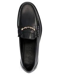 Jimmy Choo 'mocca' Loafers - Black