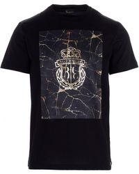 Billionaire - Marbled' T-shirt - Lyst