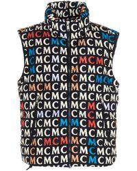 MCM ' Monogram' Vest - Multicolor