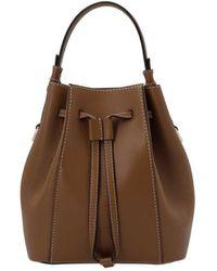 Furla 'maistella' Bucket Bag - Brown