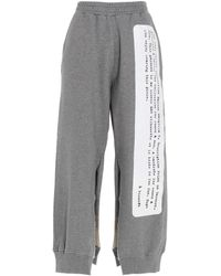 MM6 by Maison Martin Margiela - Jogging stampato - Lyst
