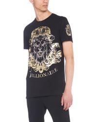 Billionaire - 'leonard' T-shirt - Lyst