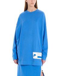 Nike 'sport Pack' Sweatshirt - Blue