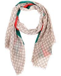 Gucci 'GG' Foulard - Multicolor