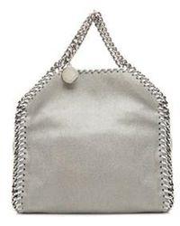Stella McCartney - 'falabella' Micro Hand Bag - Lyst