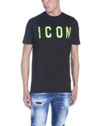 DSquared² - T-Shirt 'Icon' - Lyst