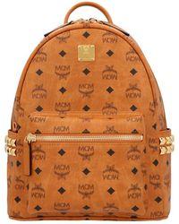 MCM 'stark' Backpack - Brown