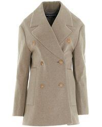 Jacquemus 'le Caban' Coat - Multicolor