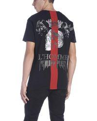 Philipp Plein - T-Shirt 'Centauro' - Lyst
