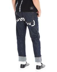 Moncler Genius - Fragment Hiroshi Fujiwara Jeans - Lyst
