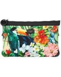 Dolce & Gabbana Marsupio palermo 'Tropical' - Multicolore