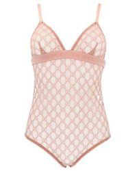 Gucci 'GG' Body - Pink