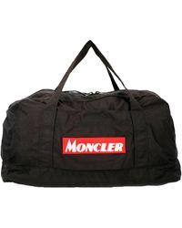 Moncler 'nivelle' Travel Bag - Black