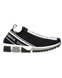 Dolce & Gabbana 'sorrento' Trainers - Black