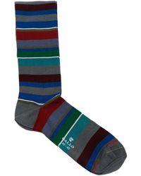Gallo Printed Socks - Gray