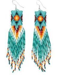 Jessie Western - Dangling Earrings - Lyst