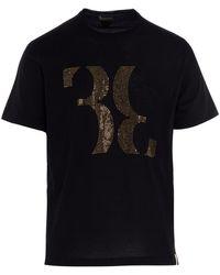 Billionaire - 'double B' T-shirt - Lyst