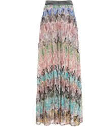 Missoni Pantalone ampio - Multicolore