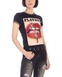 Philipp Plein - 'play Boy' T-shirt - Lyst