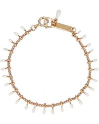 Isabel Marant 'casablanca' Bracelet - White