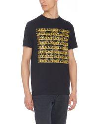 Billionaire - 'caleb' T-shirt - Lyst