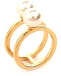 Chloé - 'darcey' Ring - Lyst