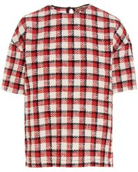 N°21 - Top tweed check - Lyst