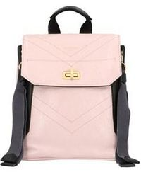 Givenchy Mini Id Backpack - Pink