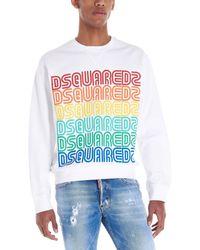 DSquared² Rainbow - White