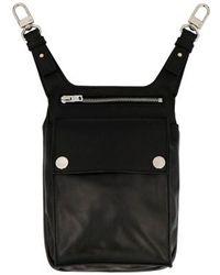 Amiri 'hip Pouch Soft' Body Bag - Black