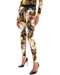Versace Leggings 'Barocco' - Multicolore