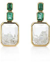 Moritz Glik Bala Shaker Earrings - Multicolor