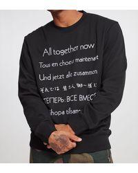 Stella McCartney All Together Now Sweatshirt - Black