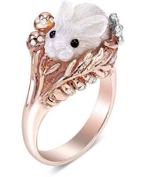 Mimi So Glow Opal Wonderland Ring - Multicolor