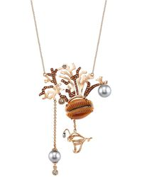 Daniela Villegas - In The Wild Necklace - Lyst