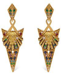 Venyx - Naida Rainbow Earrings - Lyst