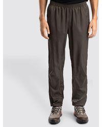 True Tribe Brown Grid Pants