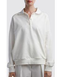 The Row - Corzas Polo Shirt - Lyst