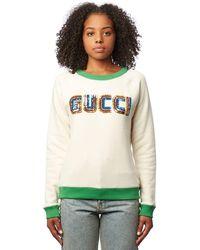 Gucci Sega Sweatshirt - Multicolor