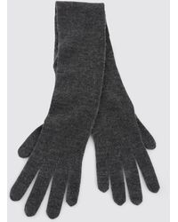The Row Cashmere Besede Gloves - Multicolor