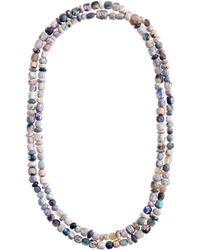 Mimi So - Wonderland Opal Bead Necklace - Lyst