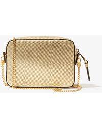 Karen Millen - Embossed Leather Bag - Lyst